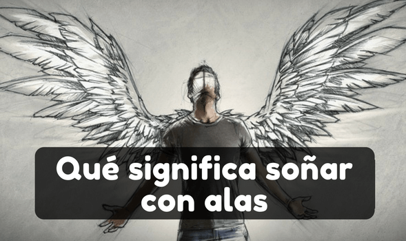 Qué significa soñar con alas
