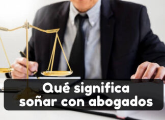 soñar con abogados significado
