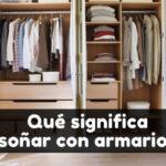 significado soñar con armarios
