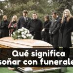 significado soñar con funerales