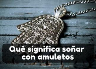 Ver amuletos en sueños