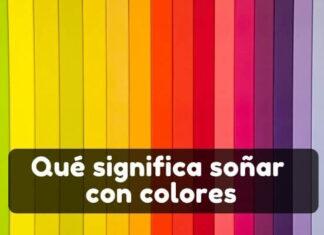 Ver colores en sueños