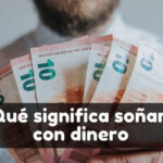 Ver dinero en sueños