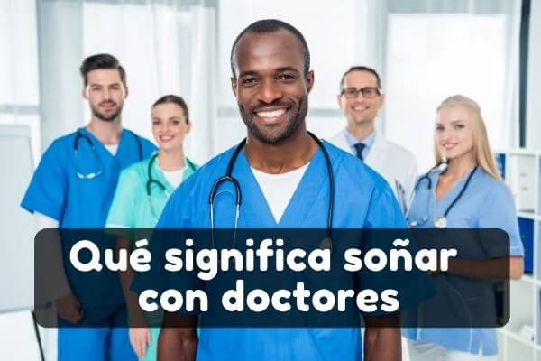 Ver doctores en sueños
