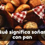 Ver pan en sueños