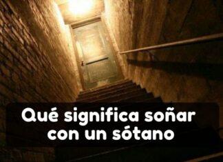 soñar con sótanos significado