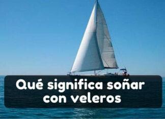 soñar con veleros significado