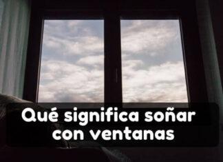 Qué significa soñar con una ventana