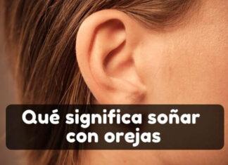 Significado de soñar con orejas