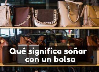 Qué significa soñar con un bolso