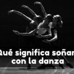 Ver una danza en sueños