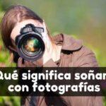 qué significa soñar con fotos