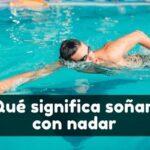 Nadar en sueños